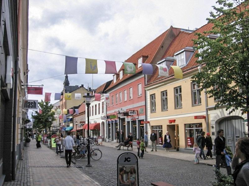 Flyttfirma i Kristianstad